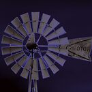 Neon Windmill by DreamBigInk1