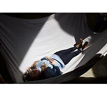 Life at Bay Photographic Print