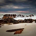 Lucy's Beach ~ Greenough by Pene Stevens