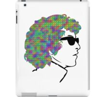 Psychedelic Bob Dylan T-Shirt iPad Case/Skin