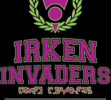 Irken Invaders: Hobo 13 Boot Camp by Adam Grey