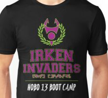 Irken Invaders: Hobo 13 Boot Camp Unisex T-Shirt