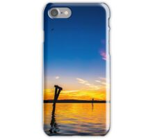 Diving Sun iPhone Case/Skin