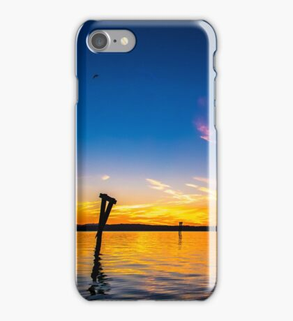 Diving Sun iPhone Case/Skin