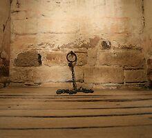 Convict Shackles by Bradd Munn