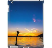 Diving Sun iPad Case/Skin