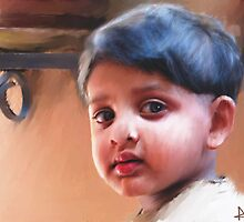 Innocence by Akash Puthraya