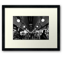 Robinson Framed Print