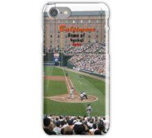Baltimore Home of Baseball Fever iPhone Case/Skin