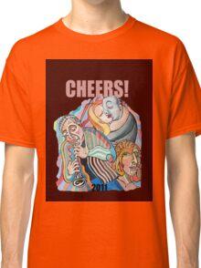 CHEERS, 2011 Classic T-Shirt