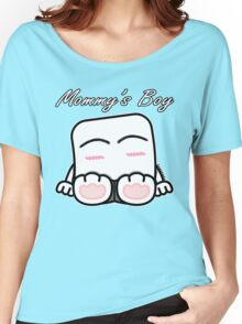 Mommy's Boy! Women's Relaxed Fit T-Shirt