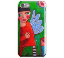 A story to tell iPhone Case/Skin