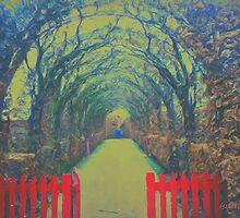 the open gate by leapdaybride