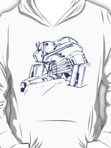 Gundam Head T-Shirt
