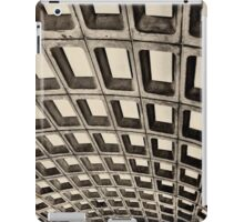 Subway Ceiling iPad Case/Skin
