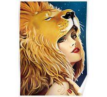 The Zodiac: Leo Poster