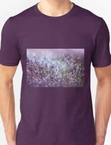 Morning dew on grass Unisex T-Shirt