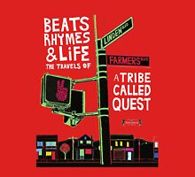 ATCQ TRIBE CALLED QUEST beats rhymes and life Unisex T-Shirt
