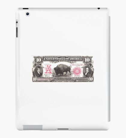 Pioneer Money Lewis & Clark iPad Case/Skin