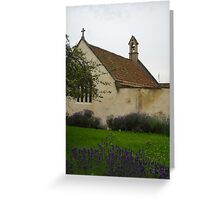 Chapel and Thorn Greeting Card