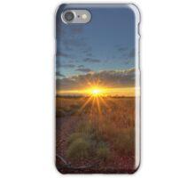 Forever Setting Sun iPhone Case/Skin