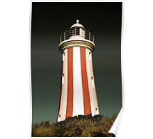 The Bluff Lighthouse - Devonport, Tasmania Poster
