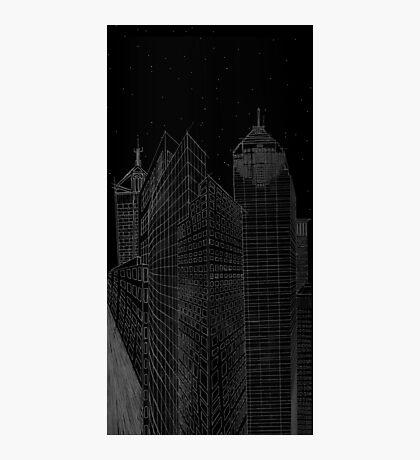 A City Asleep Photographic Print