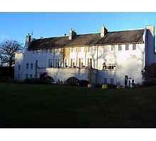House for an Art Lover,Bellahouston Park Photographic Print