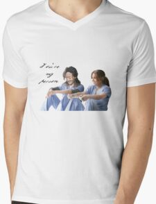 You're my Person Mens V-Neck T-Shirt