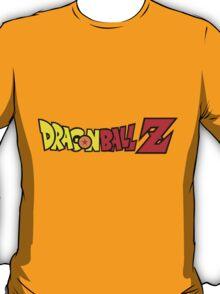dragon ball z anime manga shirt T-Shirt