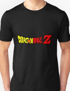 dragon ball z anime manga shirt T-Shirt