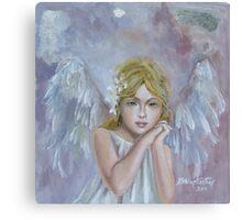 Angel (10) Canvas Print