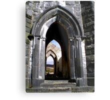 Thru the Arches Metal Print