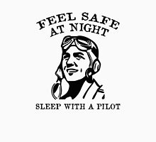Sleep With A Pilot Unisex T-Shirt