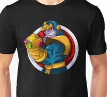 Thanos Infinity Gauntlet Unisex T-Shirt