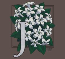 J is for Jasmine - full image by Stephanie Smith
