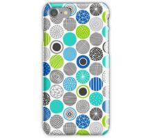 Dots Geometric  Pattern iPhone Case/Skin