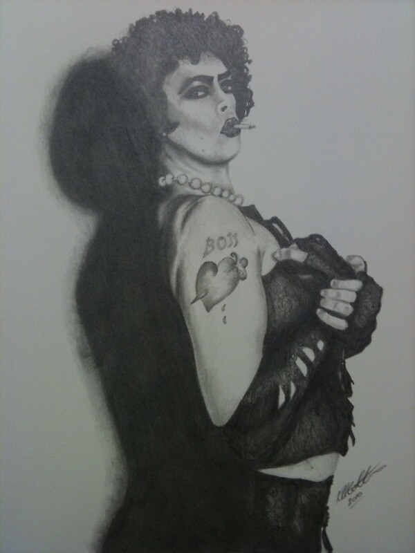 Rocky Horror (Second Attempt) by Kassey Ankers