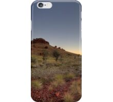 Spinifex Sunset iPhone Case/Skin