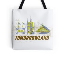 Tomorrowland Tote Bag