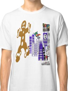 gingerbread man versus ghoul boy Classic T-Shirt