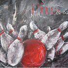 PINS AND BALLS by BrigitteHintner