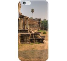 Angkor Wat East Entrance iPhone Case/Skin