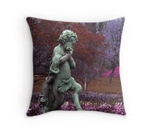 The Whistler Throw Pillow