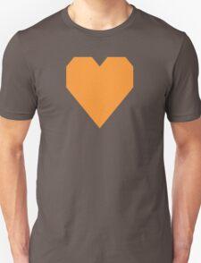 Deep Saffron  T-Shirt