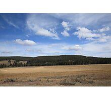 Yellowstone Landscape Photographic Print