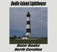 Bodie Island Lighthouse by Sandy Woolard