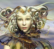 Ma Fifille     by Sandra Bauser Digital Art
