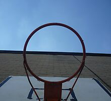 Through the hoop! by MissBubble