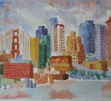 San Franciso II by Cookery